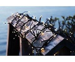 Sirius Lichterkette Top-Line System Clusterlichter Ergänzung 200 LED außen 3m