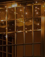 Sirius Lichtvorhang Top-Line System Eiskristall Ergänzung 100 LED außen 2,5 x 0,75 m