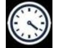 Sirius Zeitschaltuhr Top-Line System 50 cm