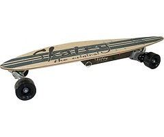 Skatey Electric Skateboard 500 Wood Vintage