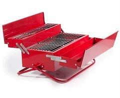 Suck UK BBQ Tool Box Grillset