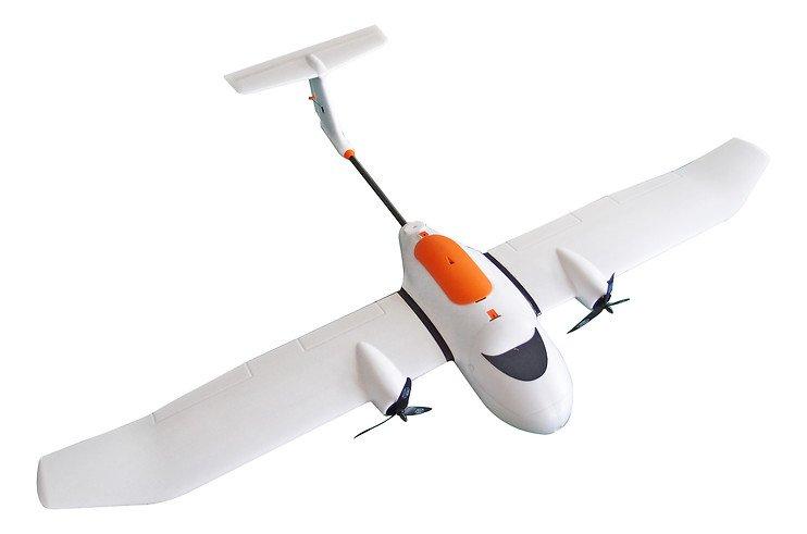 Skywalker EVE-2000 FPV Flugzeug Plug and Play weiß