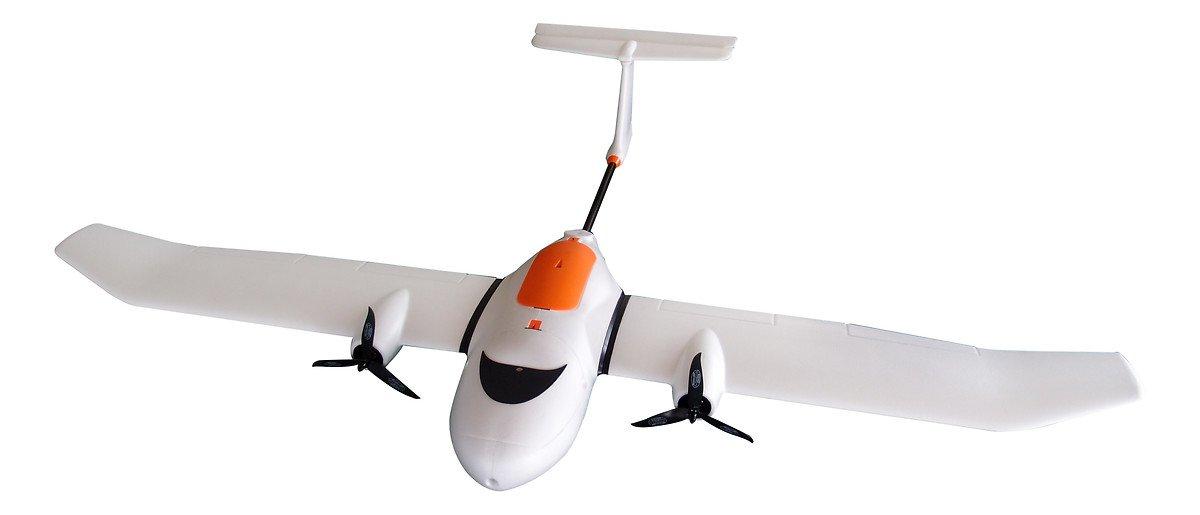 Skywalker EVE-2000 FPV Flugzeug Plug and Play weiß - Pic 2