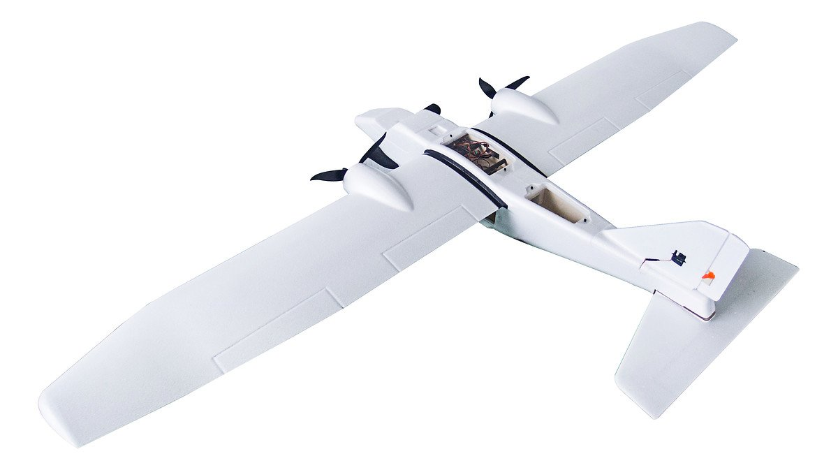 Skywalker WALL-E 2000 FPV Flugzeug Plug and Play - Pic 7