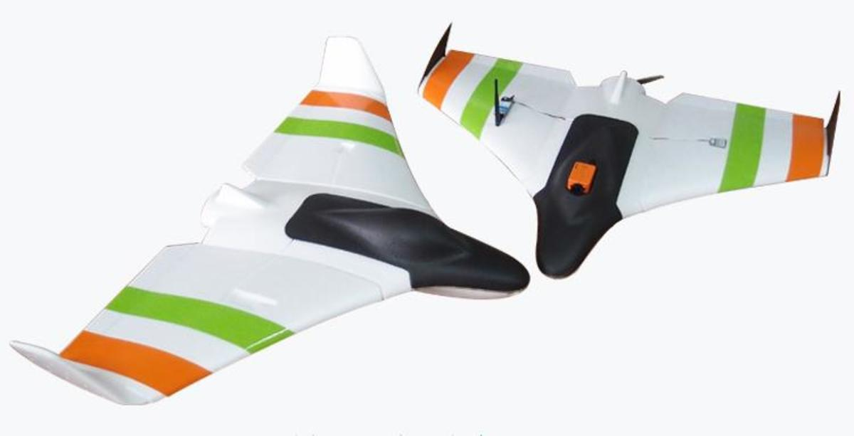 Skywalker X2 FPV Wing Plug and Play Set - Pic 3