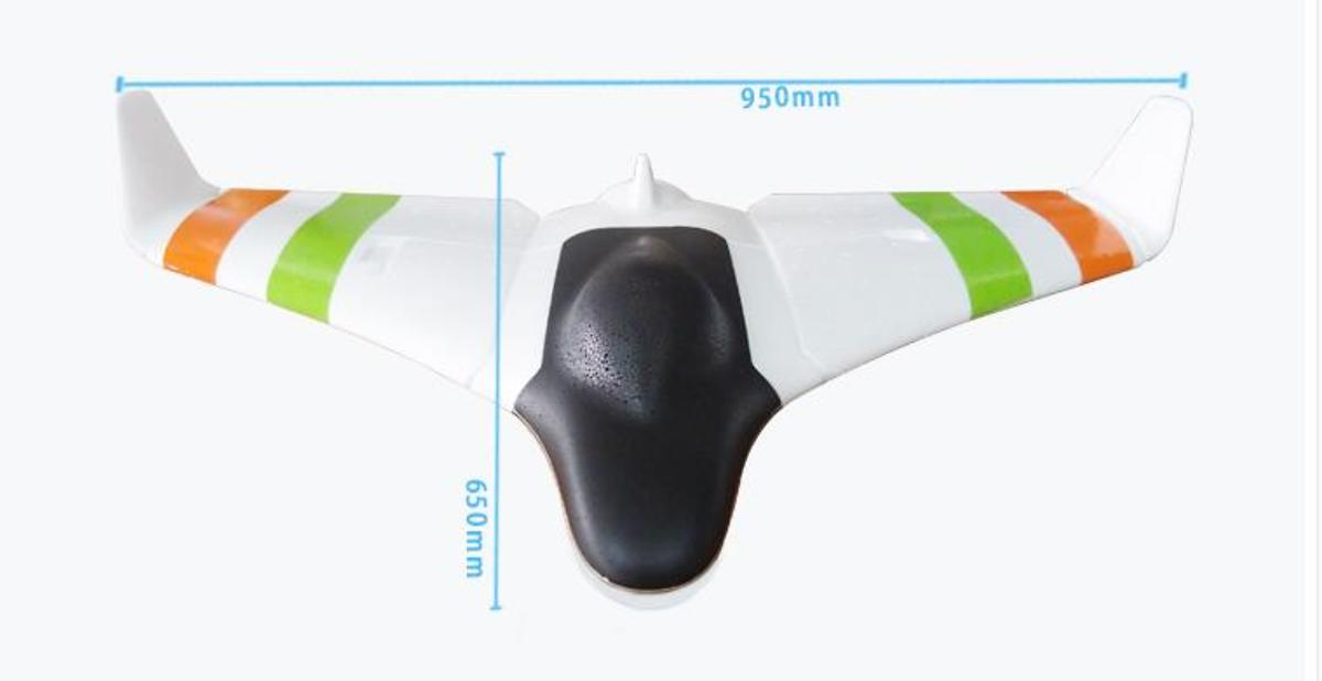 Skywalker X2 FPV Wing Plug and Play Set - Pic 5