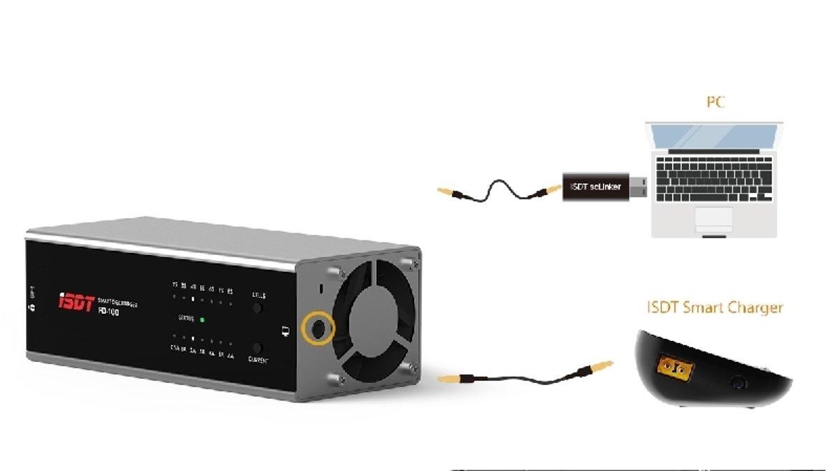 ISDT LiPo Akku Entladegerät - Discharger FD-100 - Pic 2