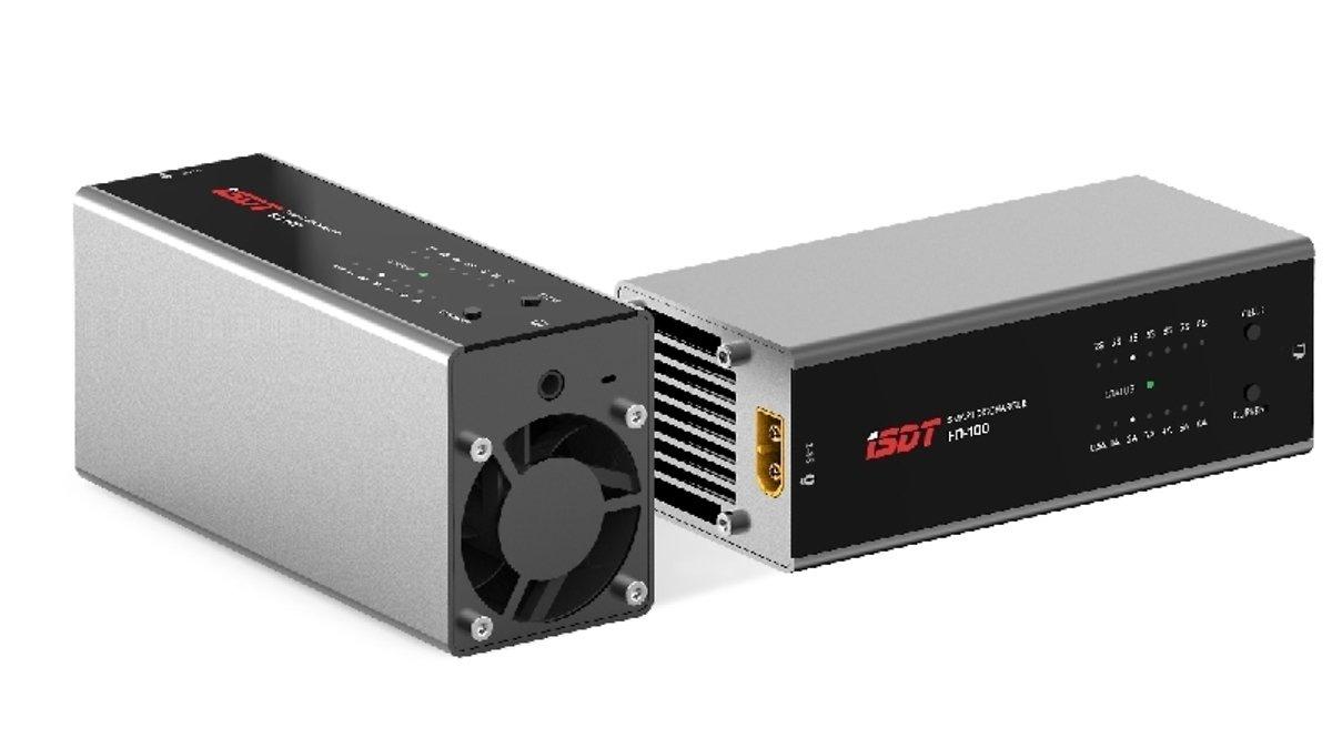 ISDT LiPo Akku Entladegerät - Discharger FD-100 - Pic 1