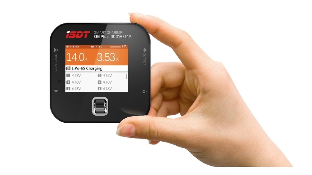 iSDT Smart Charger Q6 Plus - LiPo Akku Ladegerät - Pic 2