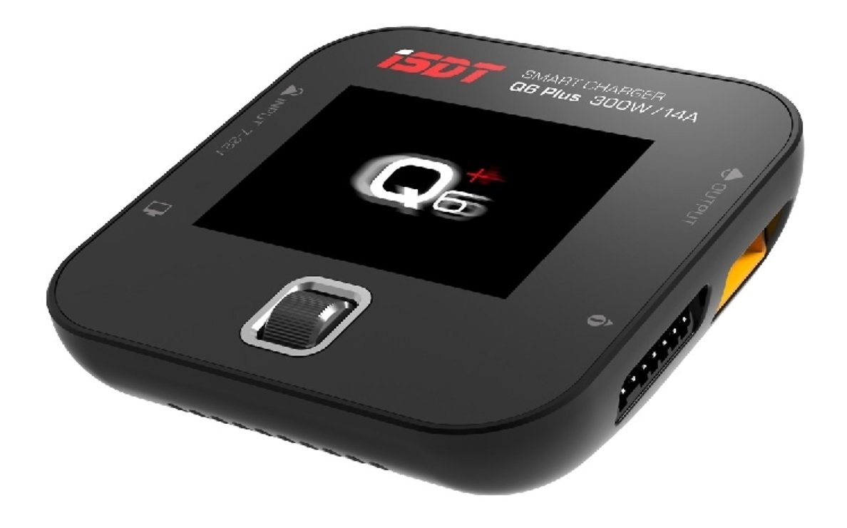 iSDT Smart Charger Q6 Plus - LiPo Akku Ladegerät - Pic 1