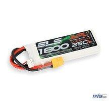 SLS Batterie LiPo Akku APL MAGNUM 1800mAh 3S1P 11,1V 25C/50C
