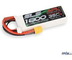 SLS Batterie LiPo Akku APL MAGNUM 1800mAh 3S1P 11,1V 35C/70C