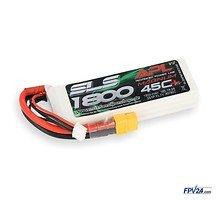 SLS Batterie LiPo Akku APL MAGNUM 1800mAh 3S1P 11,1V 45C/90C