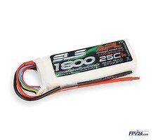 SLS Batterie LiPo Akku APL MAGNUM 1800mAh 4S1P 14,8V 25C/50C
