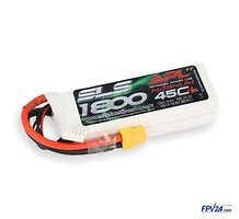 SLS Batterie LiPo Akku APL MAGNUM 1800mAh 4S1P 14,8V 45C/90C