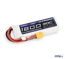 SLS Batterie LiPo Akku XTRON 1800mAh 3S1P 11,1V 30C/60C