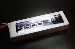 SLS Batterie LiPo Akku XTRON 4400mAh 4S1P 14,8 V 30C/60C