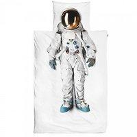Snurk Bettwäsche Astronaut 140 x 200cm inkl. Kissenbezug