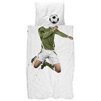 Snurk Bettwäsche Soccer 140 x 200cm inkl. Kissenbezug