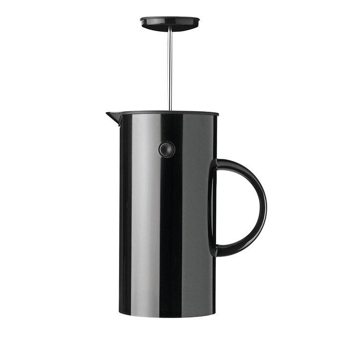 Stelton Teezubereiter EM tea 1l schwarz - Pic 1