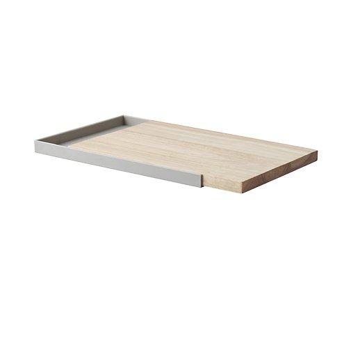 Stelton Rig-Tig Schneidebrett Frame Holz 25x35cm