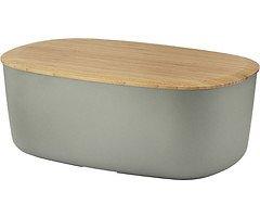 Stelton RIG-TIG Brotkasten Box-it natur grau