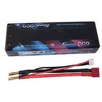 GensAce Batterie LiPo Akku 5800mAh 2S1P 100C HardCase