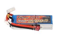 GensAce Batterie LiPo Akku 2200mAh 3S1P 25C