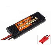 GensAce Batterie LiPo Akku 4000mAh 7.4V 25C 2S1P HardCase 8