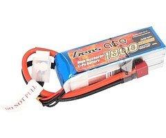 GensAce Batterie LiPo Akku1800mAh 3S1P 40C