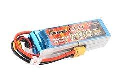 GensAce Batterie LiPo Akku 1450mAh 22.2V 45C 6S1P