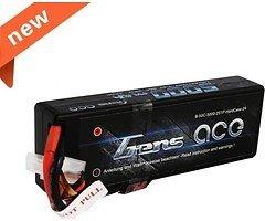 GensAce Batterie LiPo Akku 5000mAh 7.4V 50C 2S1P HardCase 24