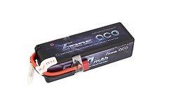 GensAce Batterie LiPo Akku 5000mAh 11.1V 50C 3S1P HardCase 15