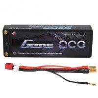 GensAce Batterie LiPo Akku 5300mAh 7.4V 65C 2S1P HardCase 47