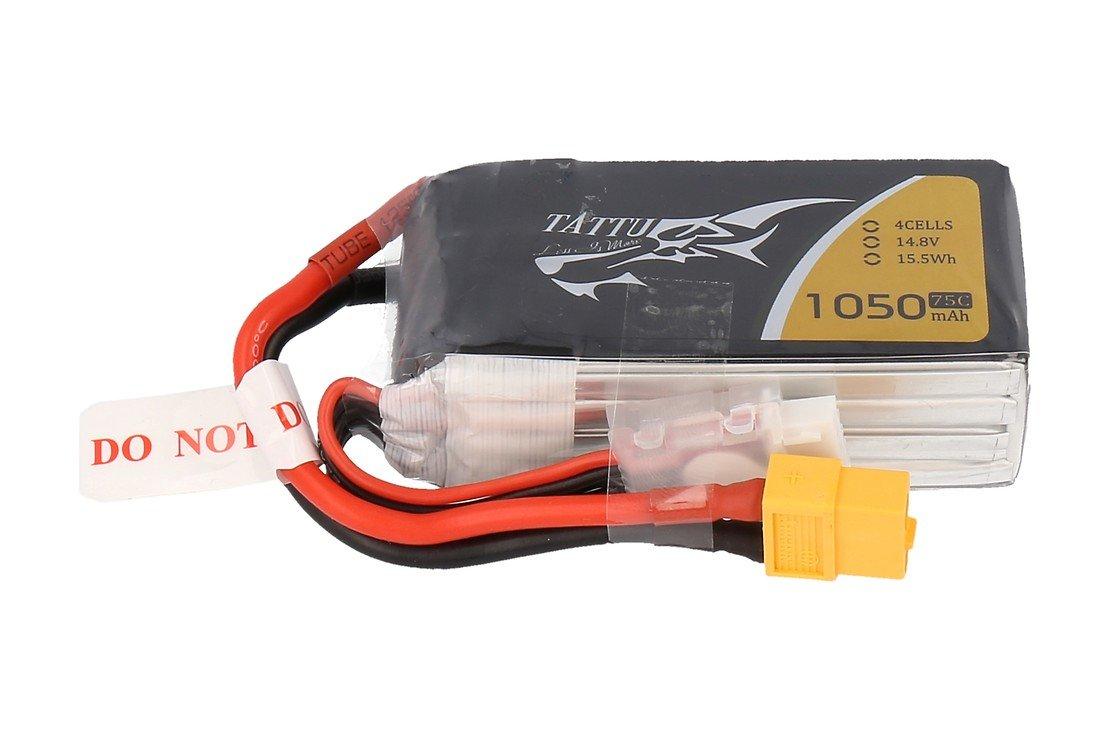 GensAce  Batterie LiPo Akku  1050mAh 4S1P 75C - Pic 1