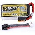Tattu R-Line Batterie LiPo Akku 1550mAh 100C 4S1P - Thumbnail 1