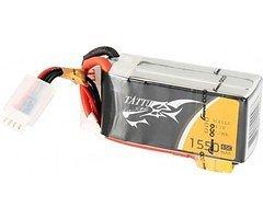 Tattu Batterie LiPo Akku 1550mAh 3S1P 11.1V 45C
