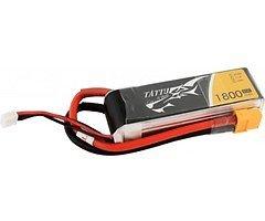 Tattu Batterie LiPo Akku 1800mAh 3S1P  11.1V 45C