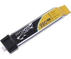 Tattu Batterie LiPo Akku 220mAh 3,7V 45C 1S1P