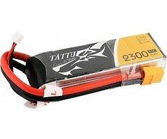 Tattu Batterie LiPo Akku 2300mAh 3S1P  11.1V 45C