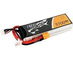 Tattu 3700mAh 14.8V 45C 4S1P Batterie LiPo Akku