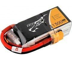 Tattu Batterie LiPo Akku 1300mAh 4S1P  14.8V 75C