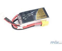 Tattu Batterie LiPo Akku 1550mAh 3S1P  11.1V 75C