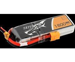 Tattu Batterie LiPo Akku 1800mAh  3S1P 11.1V 75C