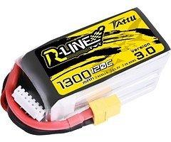 Tattu R-Line V3 Batterie LiPo Akku 1300 mAh 6S1P 120C XT60