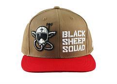 TBS Blacksheep Squad Kappe Braun