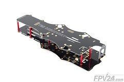 TBS Discovery Quadrocopter Frame