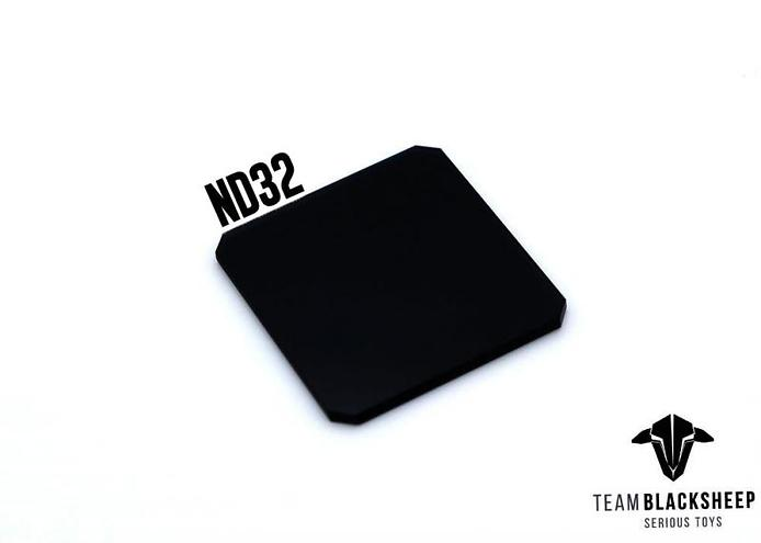 TBS Glas ND Filter ND32