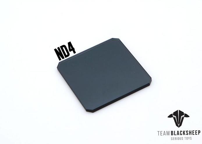 TBS Glas ND Filter ND4