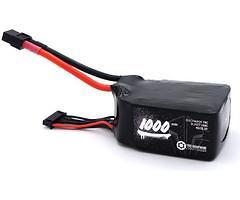 TBS Batterie Lipo Akku Graphene 1000mAh 6S 75C